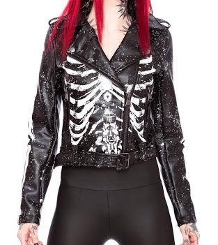 Do you like this jacket as a gift for Halloween?