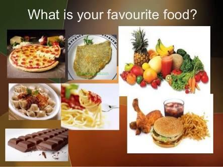 What is your favorite food?