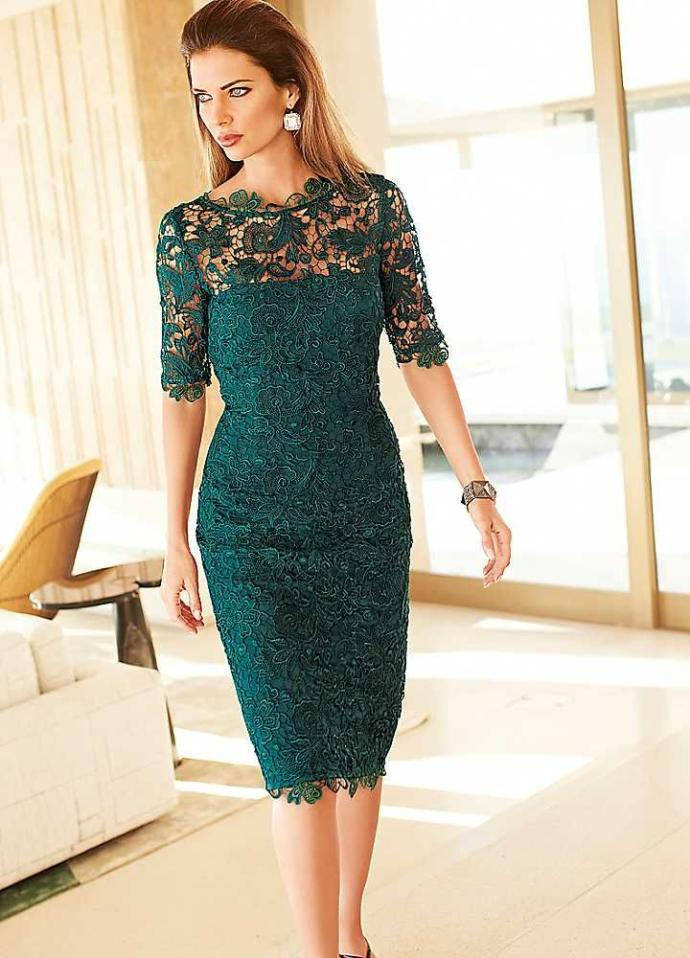 Guys, do you think lace dresses are sexy?