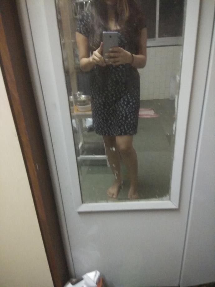 Is this dress trashy?