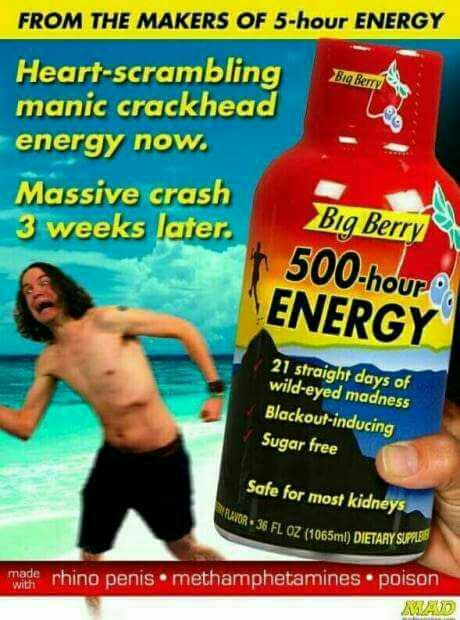 Do you use energy drinks? And if so what for??