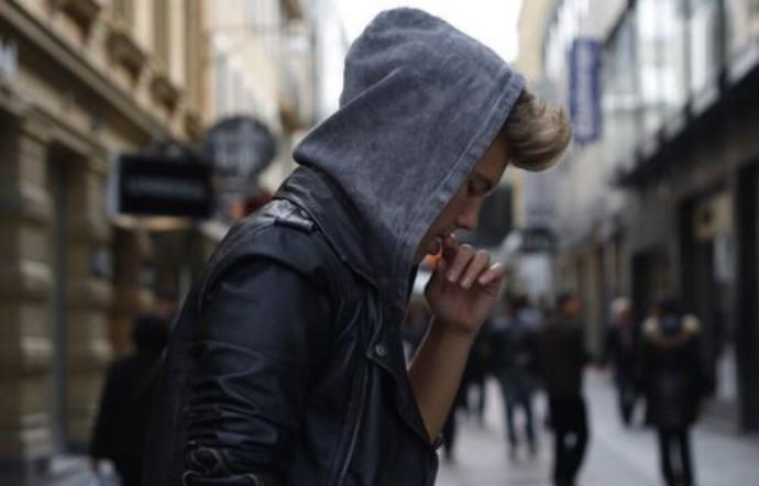 Why do guys like to wear their hoods up?