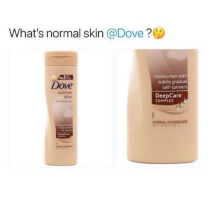 DOVE - What do you think of this?