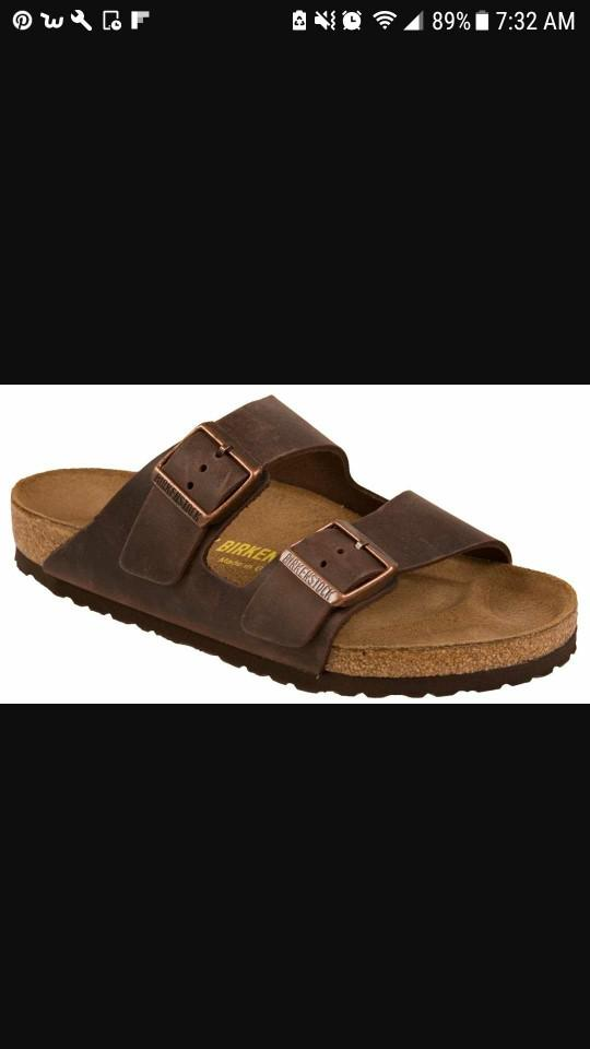 What do you think about birkenstocks??