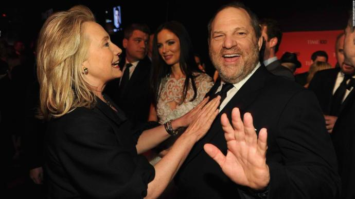 Why do you think it took Hillary 5 days to condemn Harvey Weinstein but it only took her a  day to condemn the NRA in the Vegas shooting?