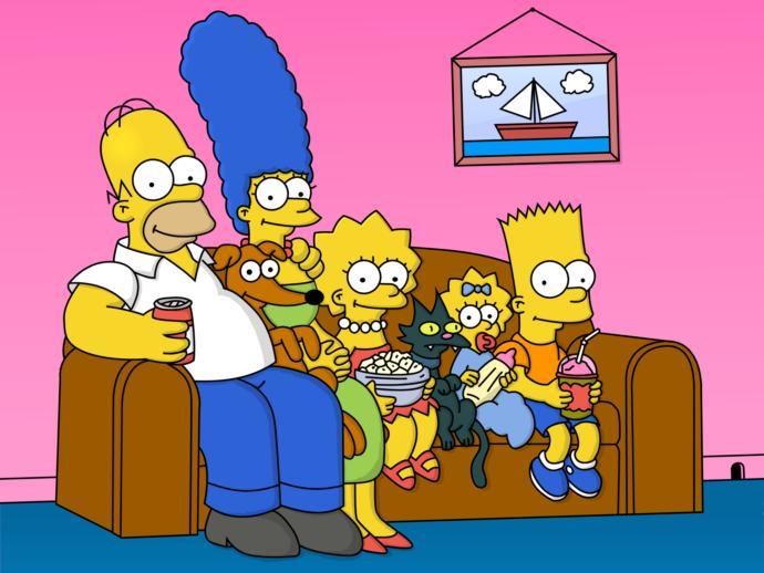 The Simpsons or Futurama?