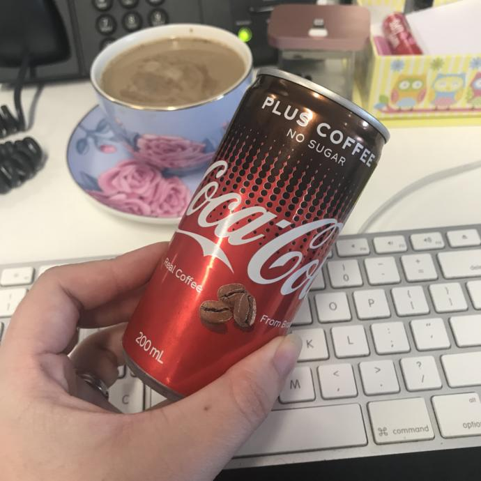 Does coffee flavoured coke sound appealing to you?