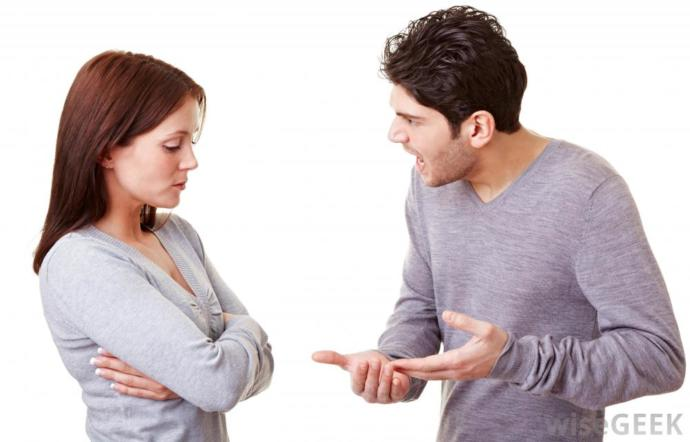 Do women care if they've made a guy angry?