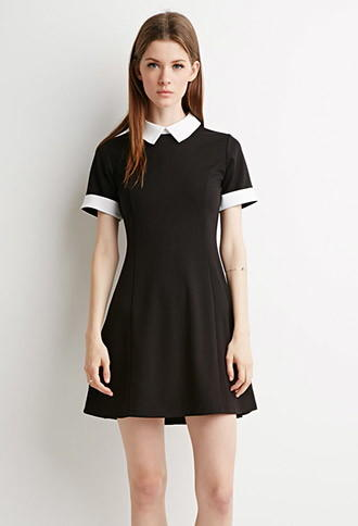 How can I wear this dress without looking like a maid?