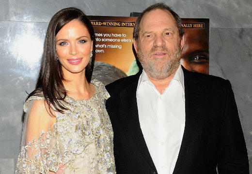 Do you think Georgina Chapman (married to Harvey Weinstein) is a gold digger?
