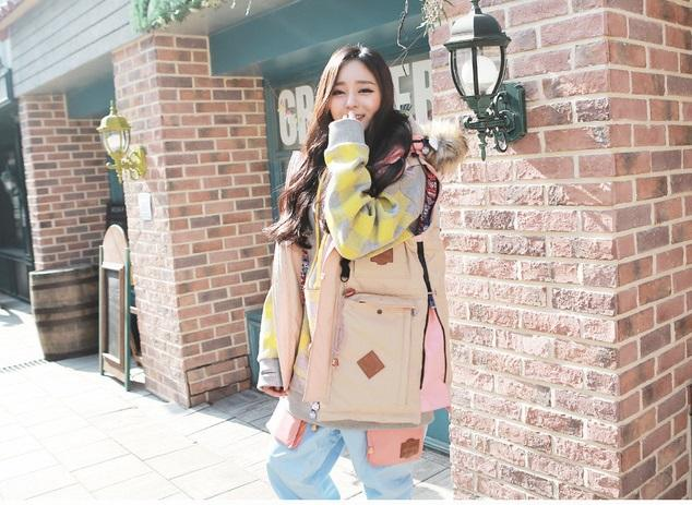 What do you think of this fashion style from Korea?