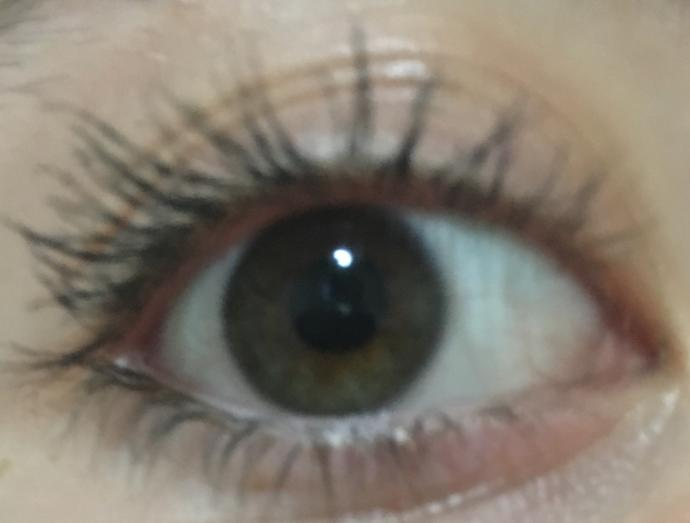 Do I have naturally long lashes?