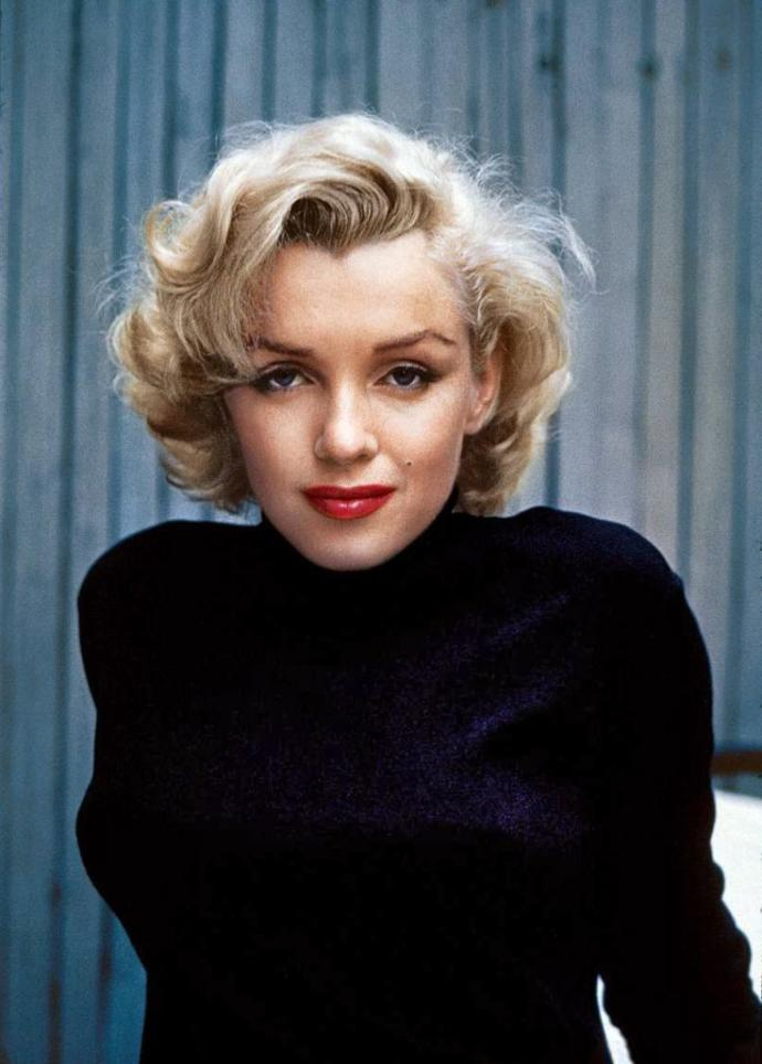 What if Marilyn Monroe was alive today and she belonged to this generation?