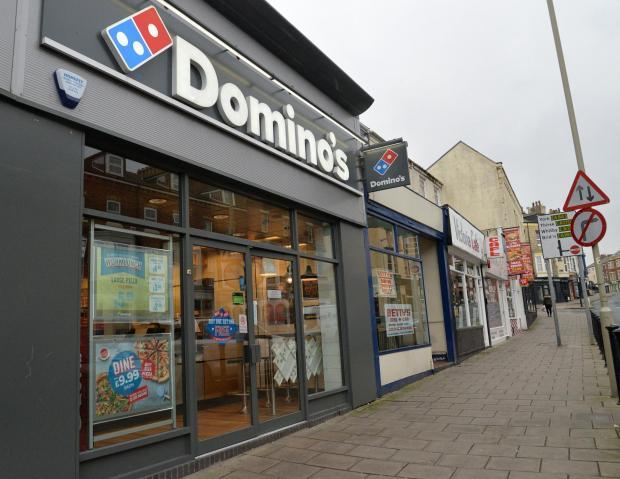 Domino's Pizza shop sex couple spared jail- but prohibited from sleeping together for 6 months. Fair or Unfair?
