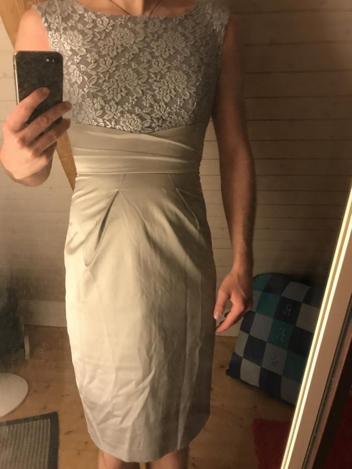 Do  you like this dress?