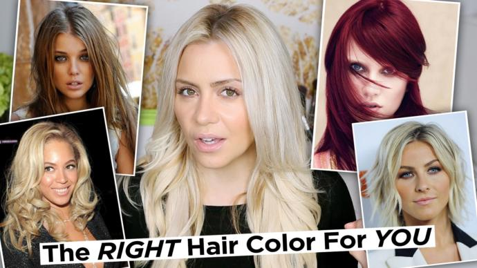 Would you rather have the hair color which suited you perfectly or the hair color which you liked best and isn't particularly stunning on you?