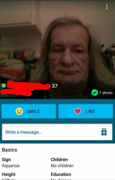 korte Guy online dating