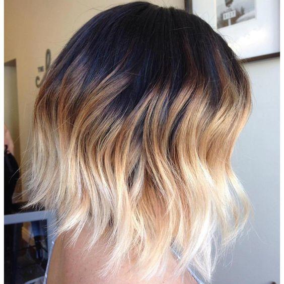 Which Ombre color should I do?