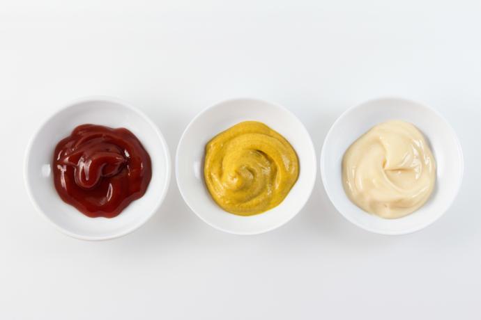 Ketchup, Mustard or Mayo?