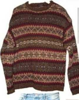 Do you like this sweater ??