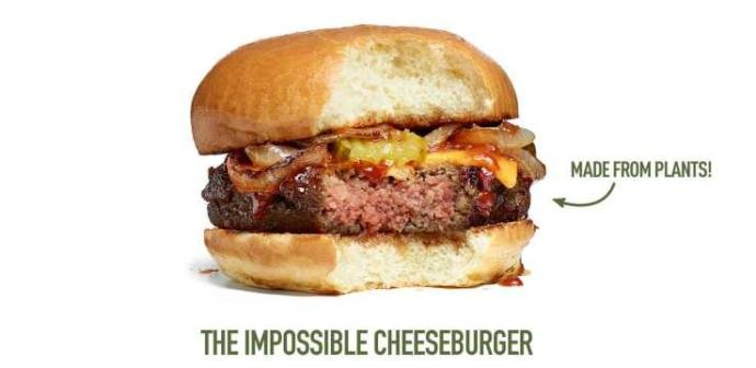 Are you willing to accept than fast food sell only vegan meat from impossible food if it was of higher quality, taste better and is healthy??