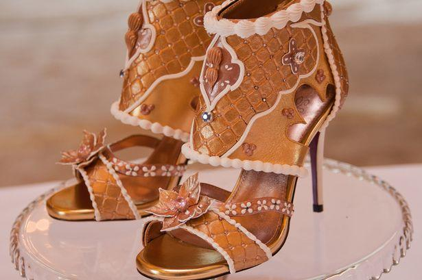 These are the most expensive shoes in the world. How much do you think these ugly shoes cost?