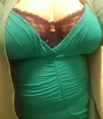 Do you find it annoying when a nice top doesn't fit properly due to big boobs??