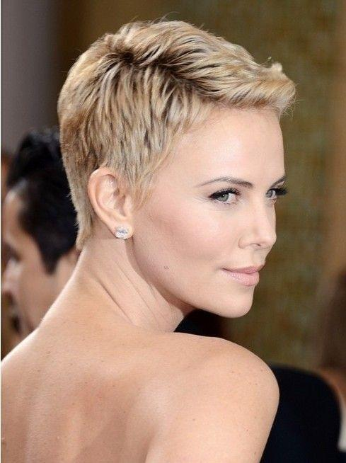 Guys, do you find women with short hair attractive ?