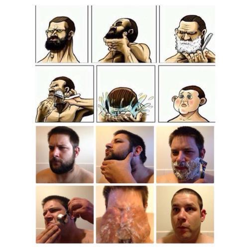 Bring back the beard!!! Yay or nay?