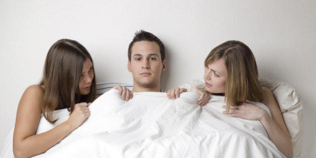 Ffm threesome advice