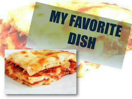 What's your favorite dish which you love to cook at home?? My?