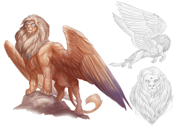 Which of these mythological creatures is the coolest?