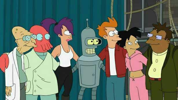 The Simpsons vs. Futurama??