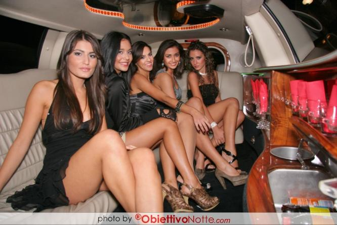 Have you ever ridden in a limo or party bus??
