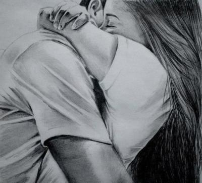 when a woman hugs you what does that mean