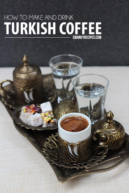 Have you ever tried Turkish coffee?