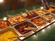 Do you enjoy eating at buffets in general?