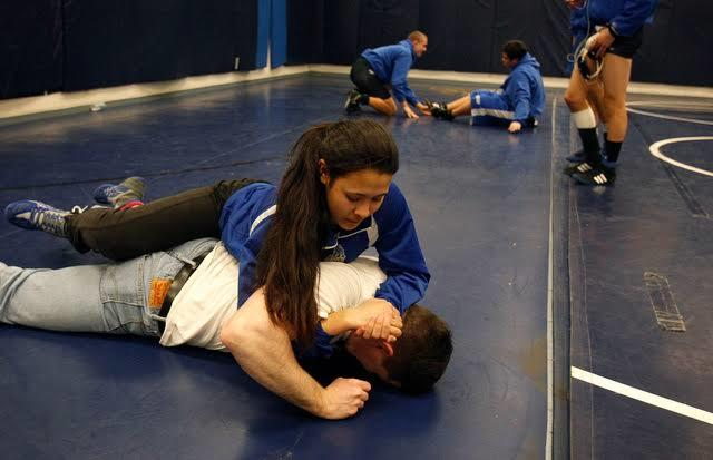 Girls, Do you like Wrestling with boys?