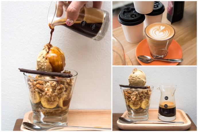 Have you had Affogato or Coffee Affogato Jelly before?