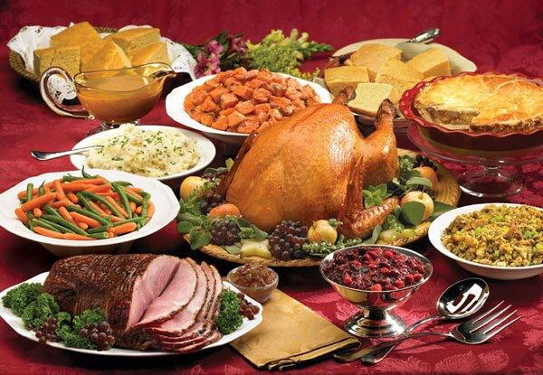 What non-typical foods does your family eat at Thanksgiving?