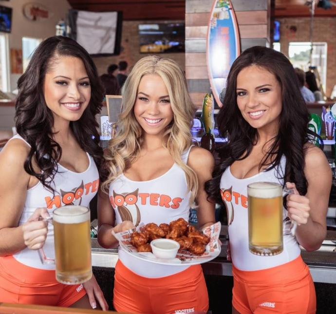Have you ever been to Hooters? Share your experience?