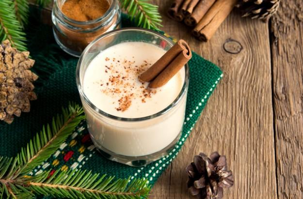 Is Eggnog gross or delicious?