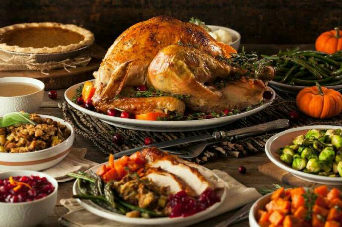 What is your happiest Thanksgiving memory??