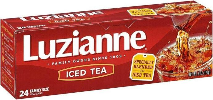 Southerners in the US: Which is better for sweet tea, Lipton or Luzianne??
