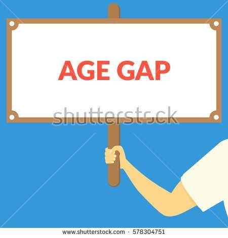 What do you think about age gaps in relationships??
