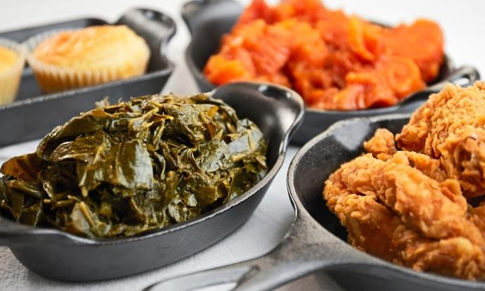 What is your favorite black American food ?