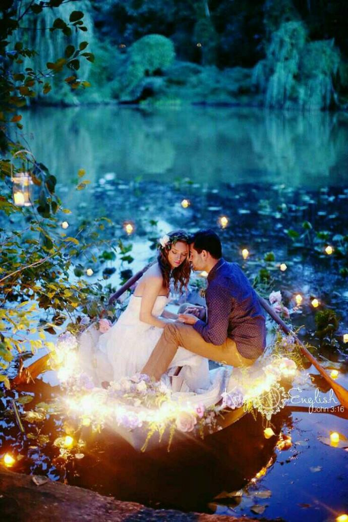 "Have you eva felt like a princess on a ""Date"" ; kinda felt swept away romantically ? 😇💕?"
