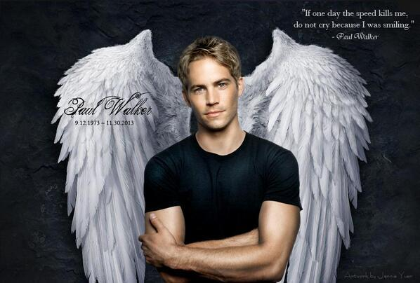 R.I.P Paul Walker. If you were a fan, Post a pic/gif of him and name your fave films of his?