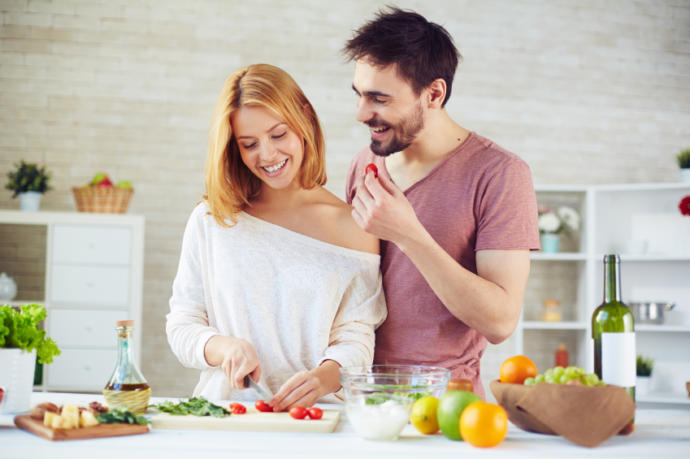 Do you like cooking for your SO?