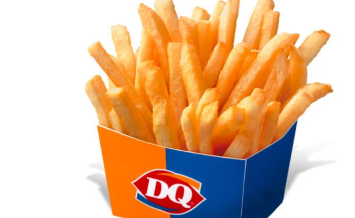 Which Fast Food chain has the best fries?